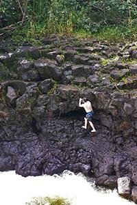 Marshall McGarry Rock Climbing